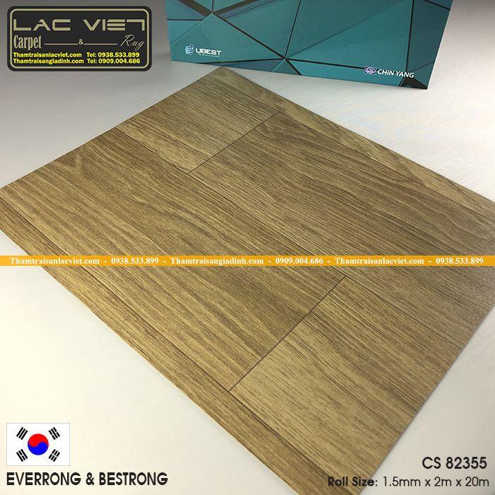 Thảm Nhựa Trải Sàn Sàn Dạng Cuộn Vinyl CS82356