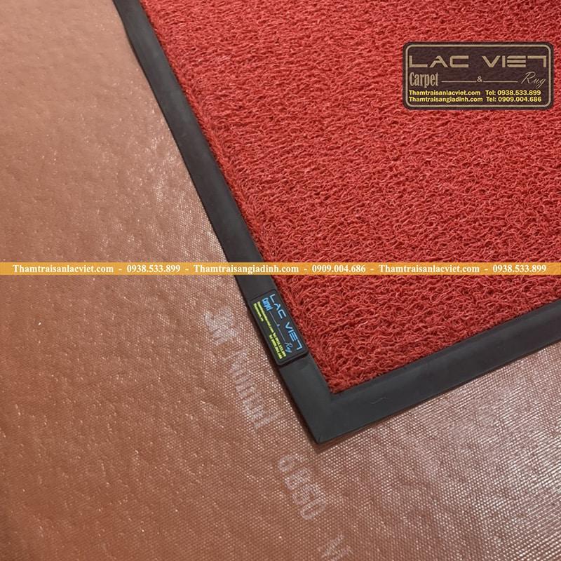Thảm Lau Chân 3M Nomad 6850 Màu Đỏ